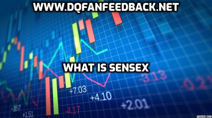 What is Sensex in Stock Market