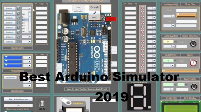 Best Arduino Simulator 2020 for Windows PC to use