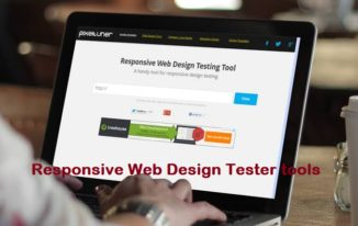 Responsive Web Design Tester tools to make compatible pages