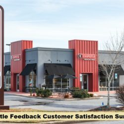 chipotle feedback customer satisfactory survey process