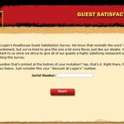Logans Listens Guest Satisfaction Survey process