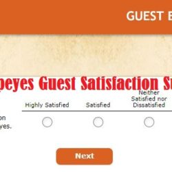 TellPopeyes Guest Satisfaction Survey